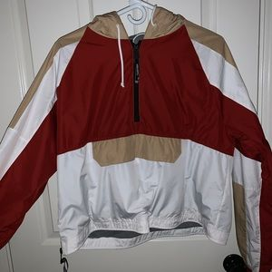 Hollister Jackets & Coats - hollister windbreaker